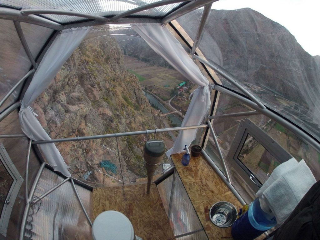 Skylodge Adventure Suites, Via Ferrata & Zip Line