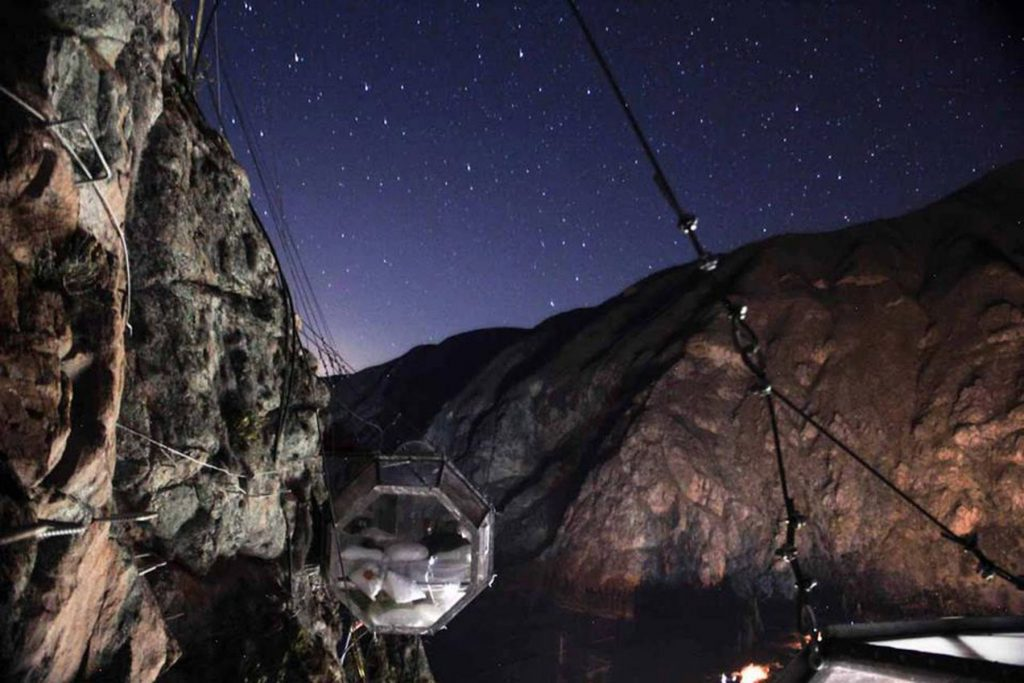 Skylodge Adventure Suites, Via Ferrata & Zip Line
