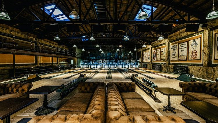 The nicely restored historic Highland Park Bowl now offers a prime destination for bowling, craft cocktails and wood-fired pizzas. Housed ...
