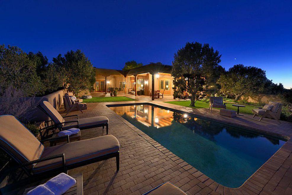 exterior pool design