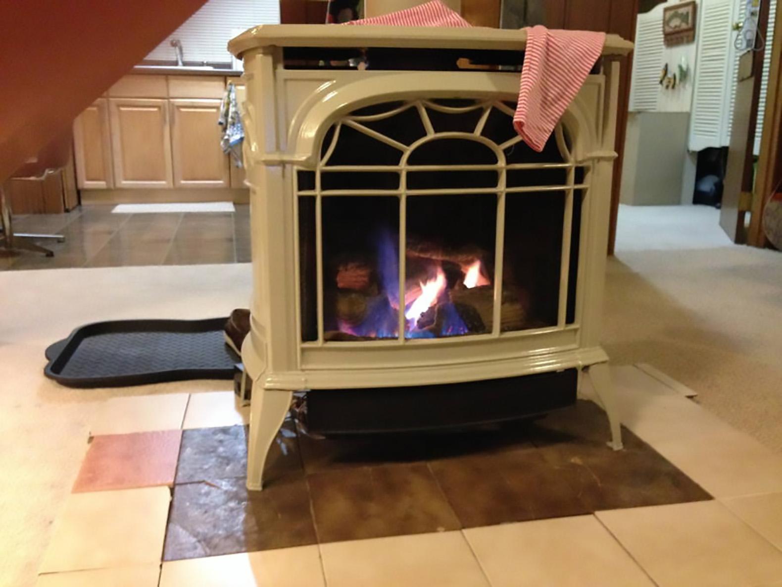 fireplace, cabin interior decoration design ideas