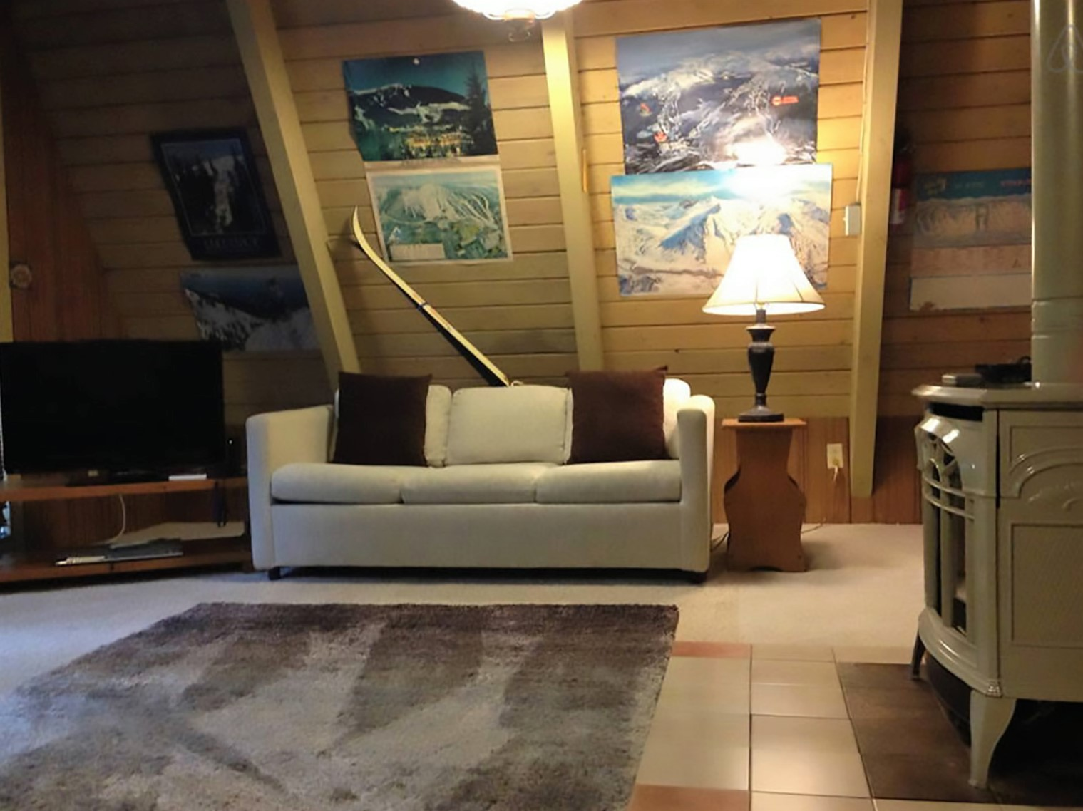 wood ceiling, living room design ideas