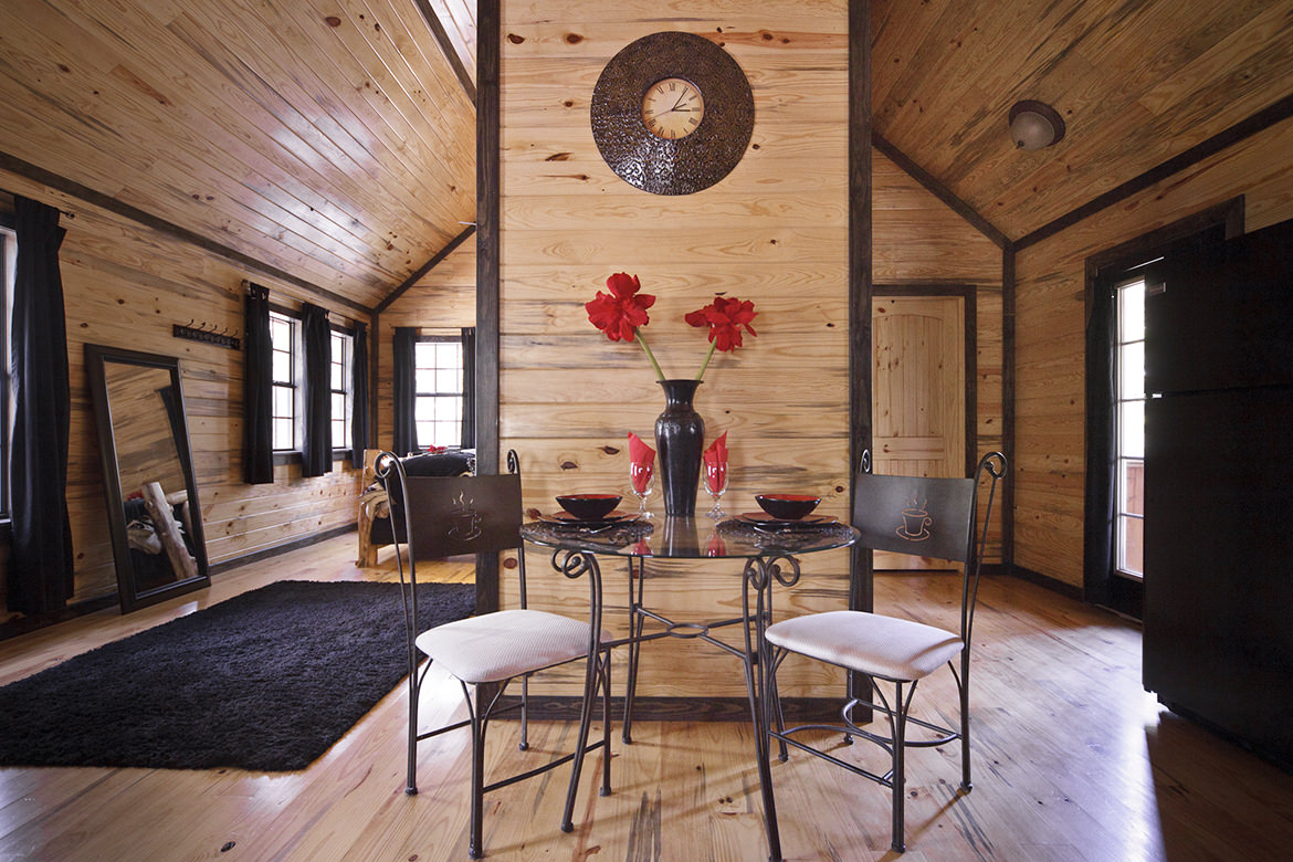 wood cabin interior design ideas