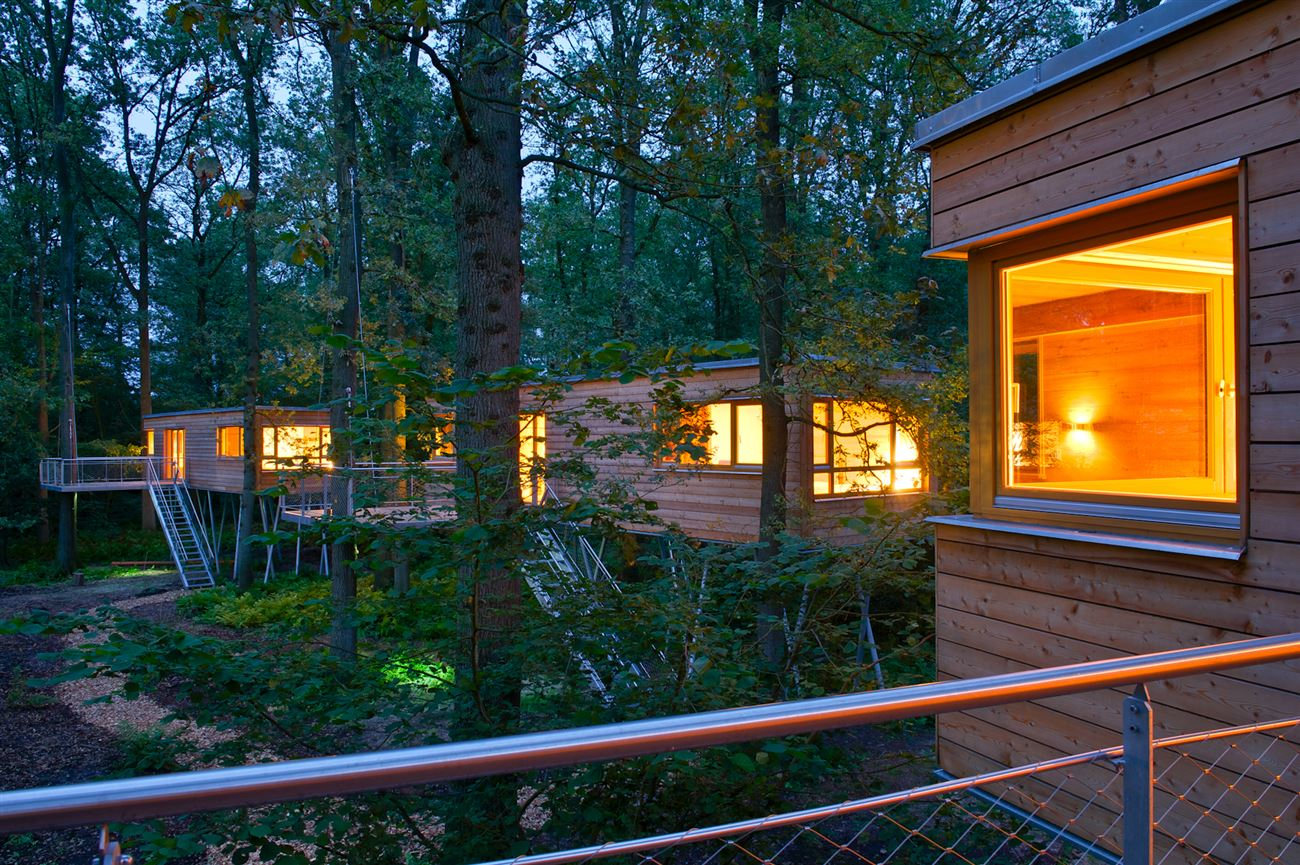 Nice atmosphere and spacious forest help to relieve stress and this hideaway resort is the best place for inner spirit.