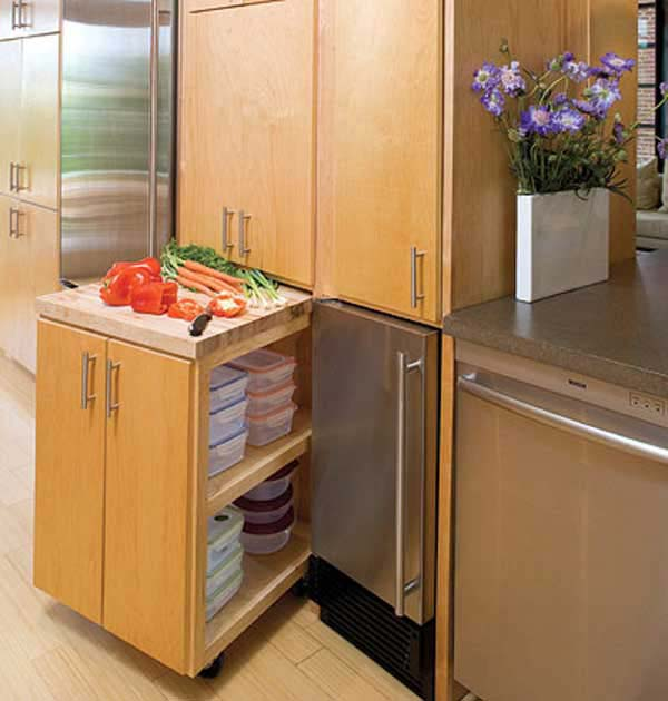 space saving kitchen ideas saving space kitchen ideas 1 woodz 22102