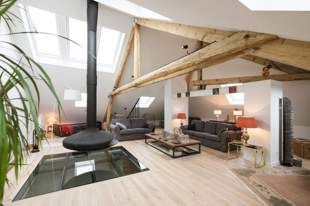 The renovation and interior transformation works in a 1920ies manor house in Luxembourg City proved to be a challenge for ...