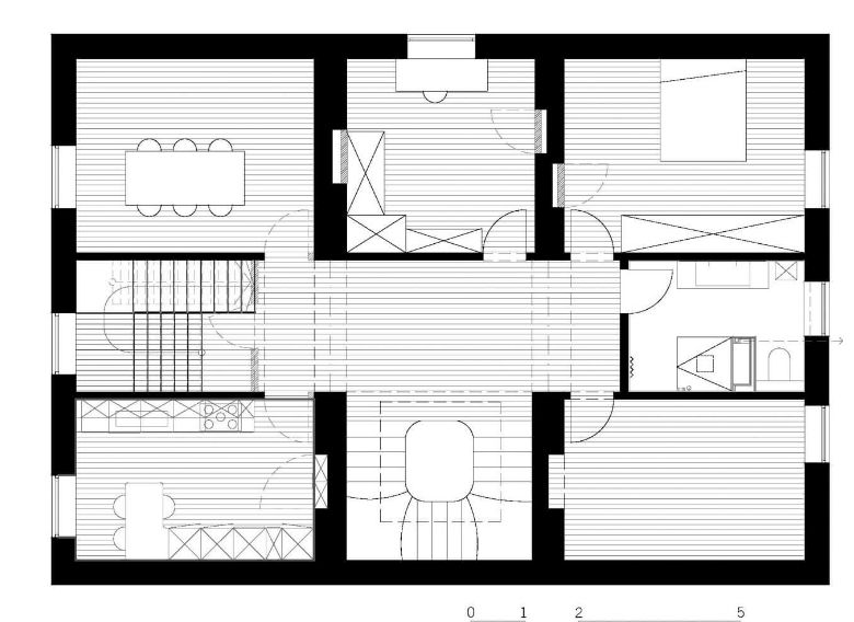attic apartment plans