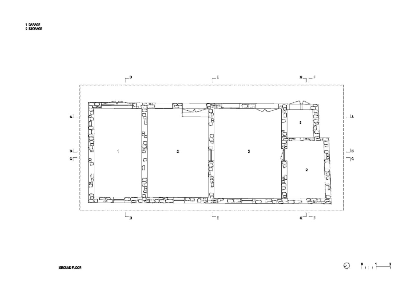 barn house plan