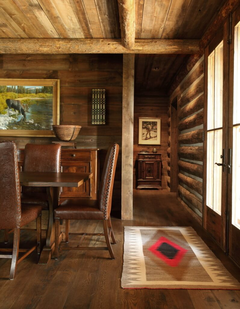 wood ceiling, wall, floor, wooden table, living room design ideas