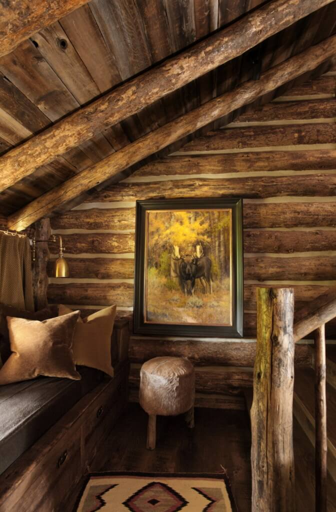 wood wall, floor and ceiling design ideas
