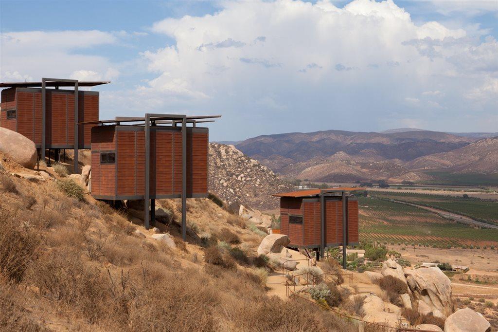 Encuentro Guadalupe Cabins