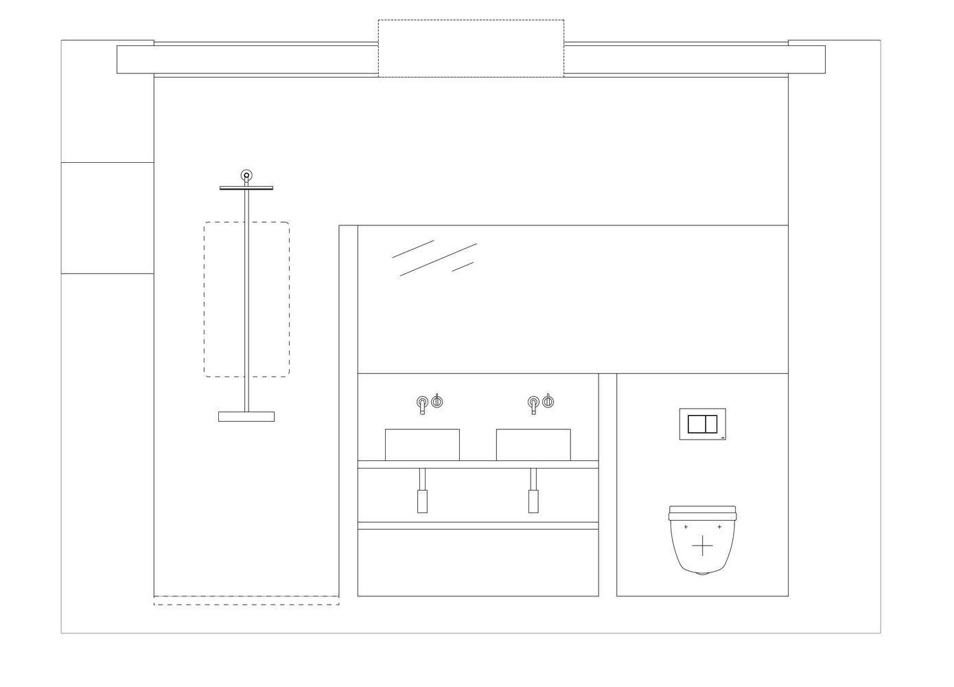 house plan, ibiza campo house