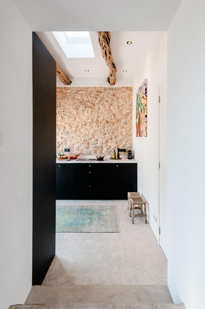 wood beam design ideas, kitchen