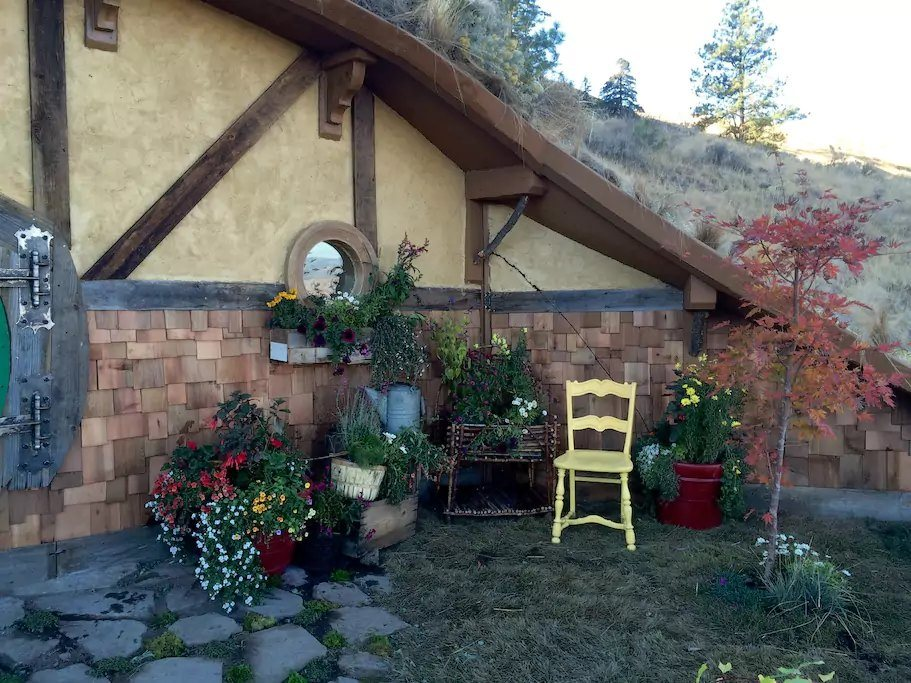 Wolfe's Hobbit Home