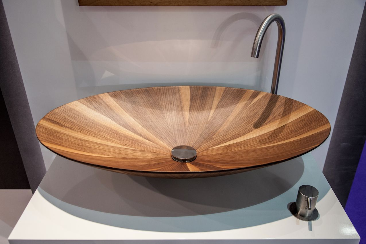 These sink designs are true works of art, which are able to transformed every bathroom into a true luxurious spa. ...