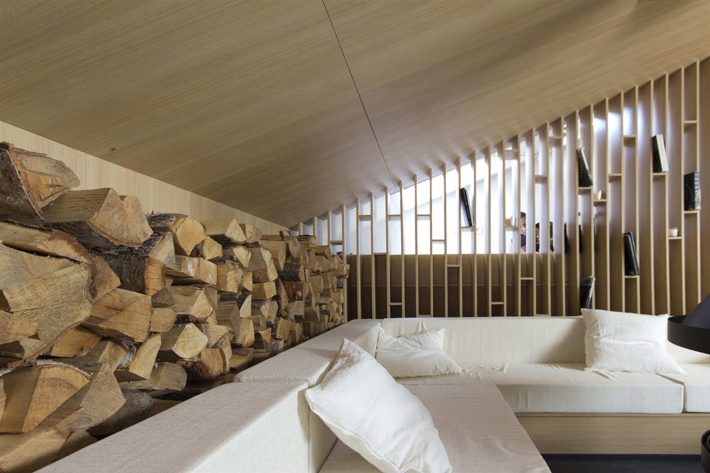 wood, ceiling, screen design ideas, logs