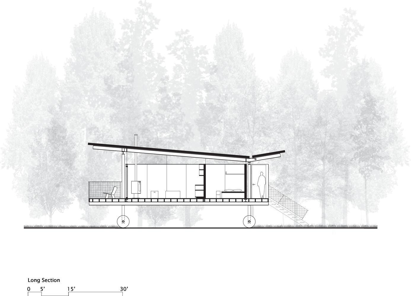 rolling hut plans