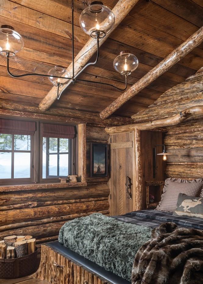 wood bedroom design ideas