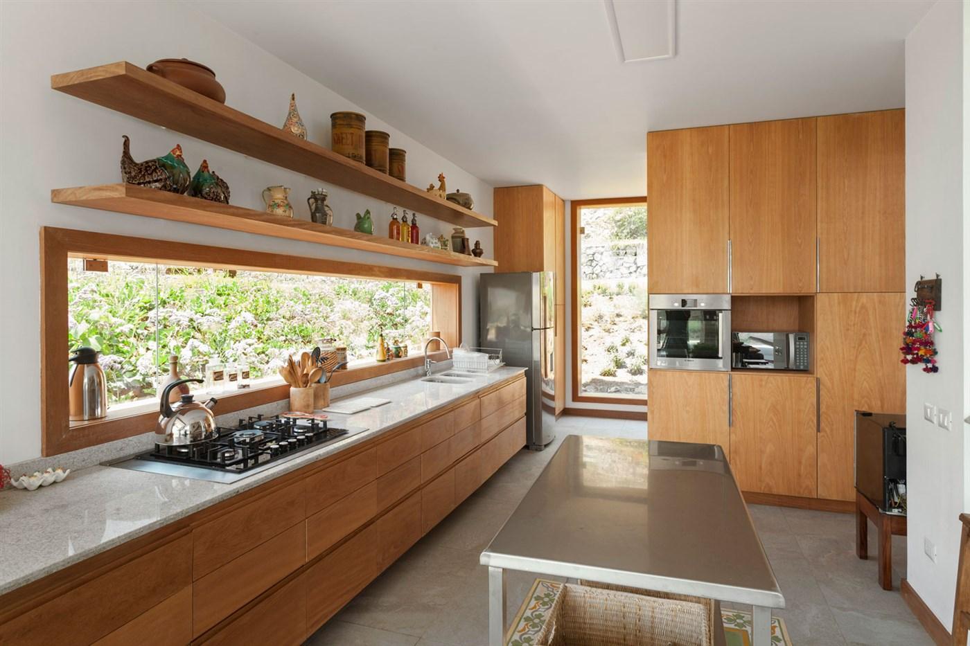 wood kitchen design ideas