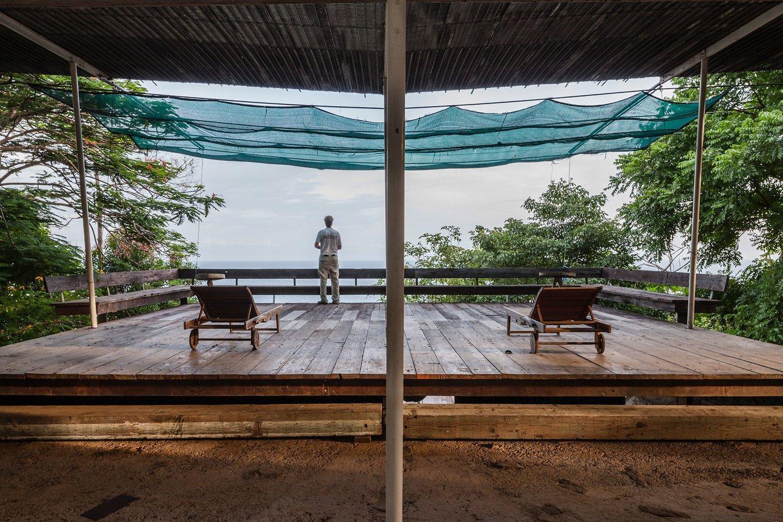 wood terrace design ideas