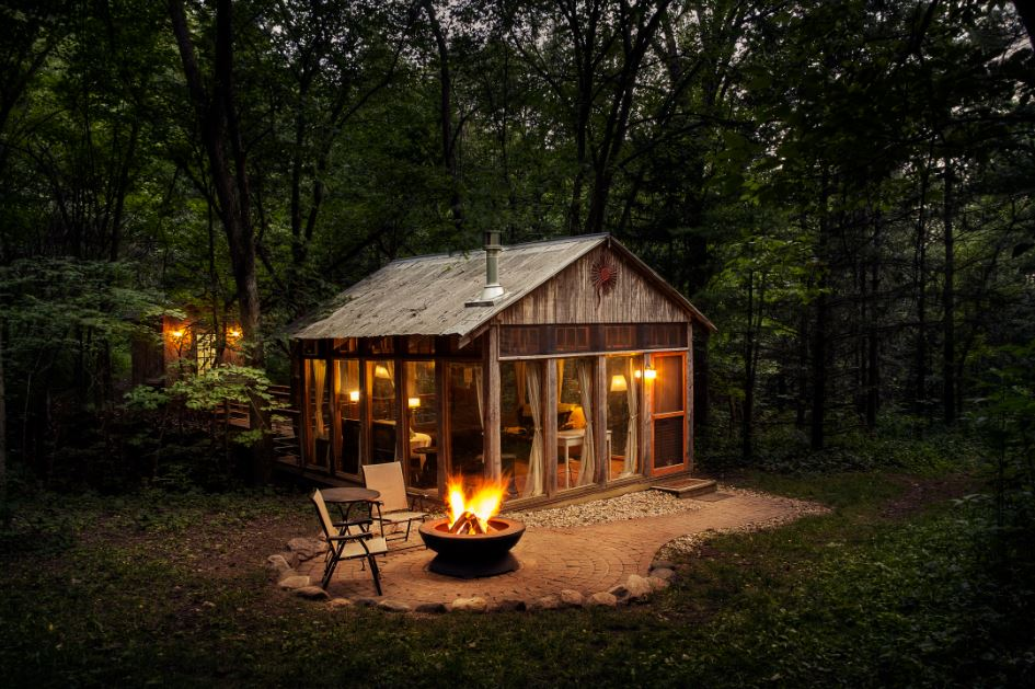 cabin porn design ideas