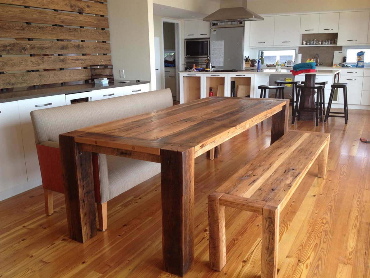 Wood table design ideas