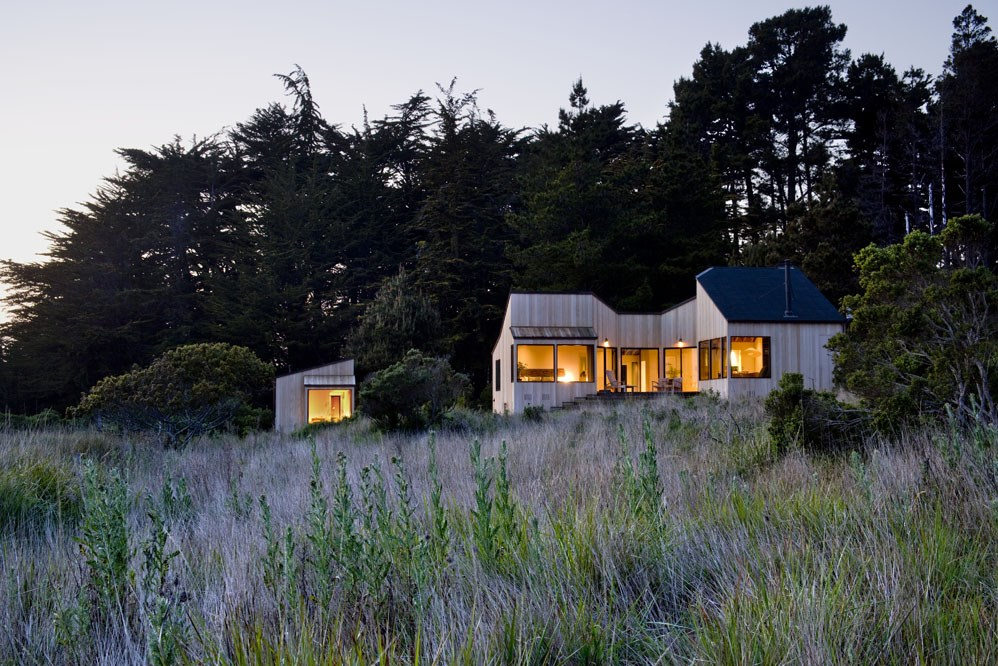 Wood sea ranch design ideas