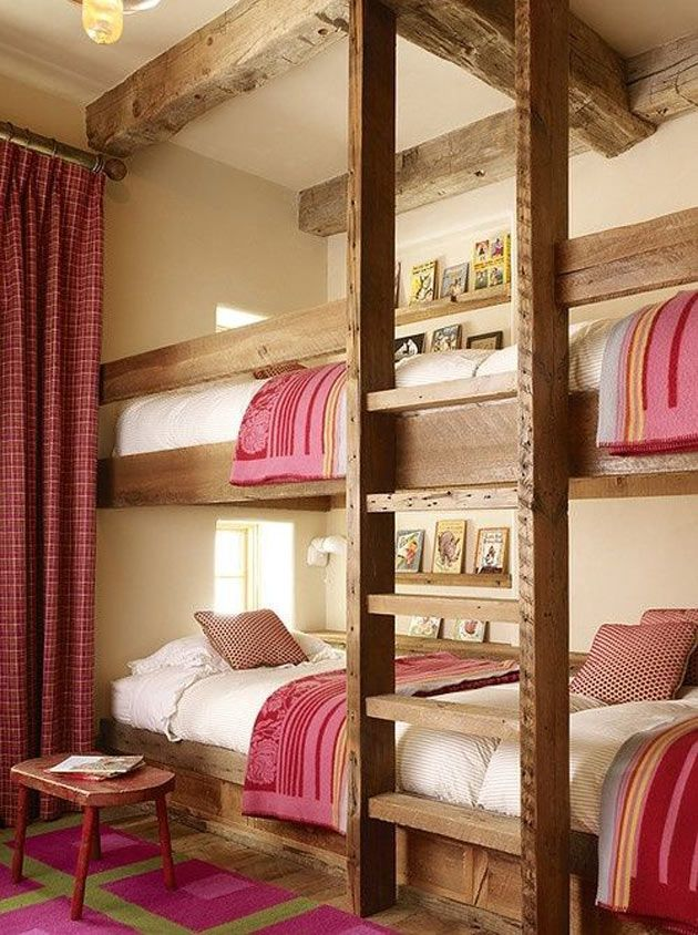 wood bedroom design ideas