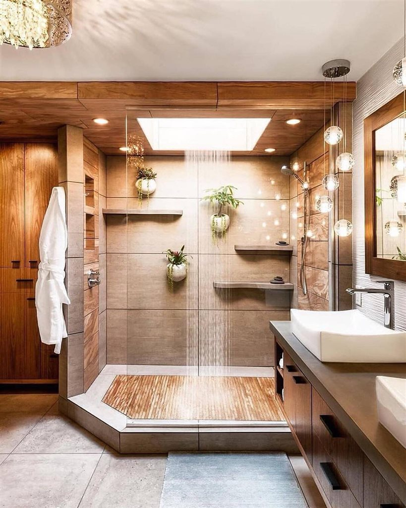 Wooden Bathroom Ideas #2 | Woodz