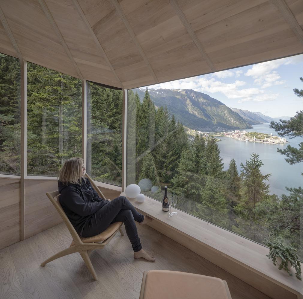 Cozytree house cabin interior design